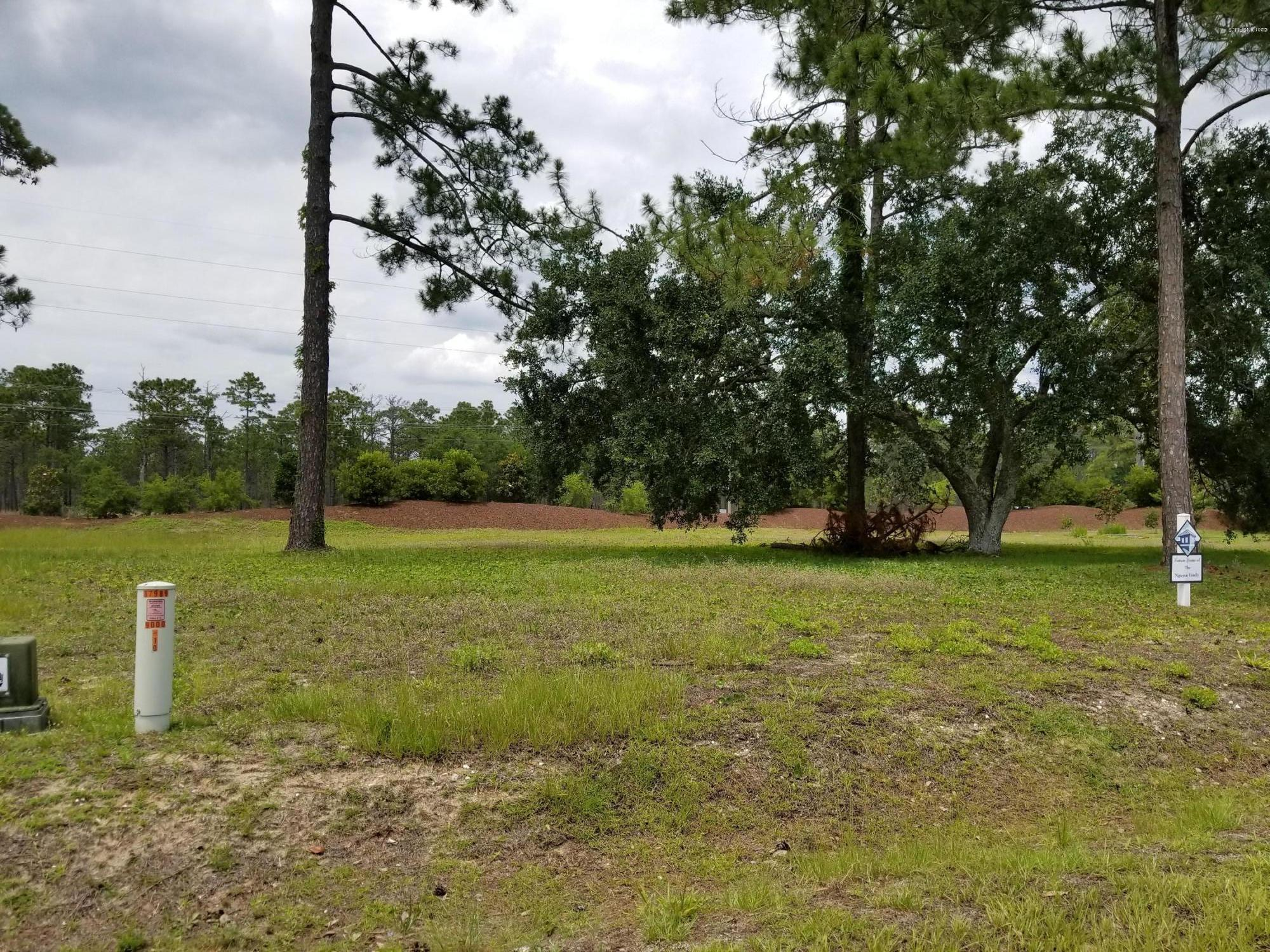 305 Seafarer Street, 100070141, Newport, Vacant Land / Lot,  for sale, Norwood Jackson, Realty World - First Coast Realty